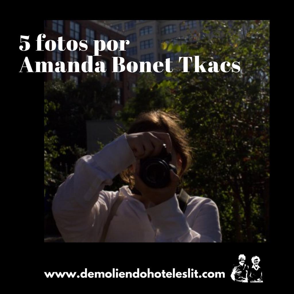 5 fotos de Amanda Bonet Tkacs
